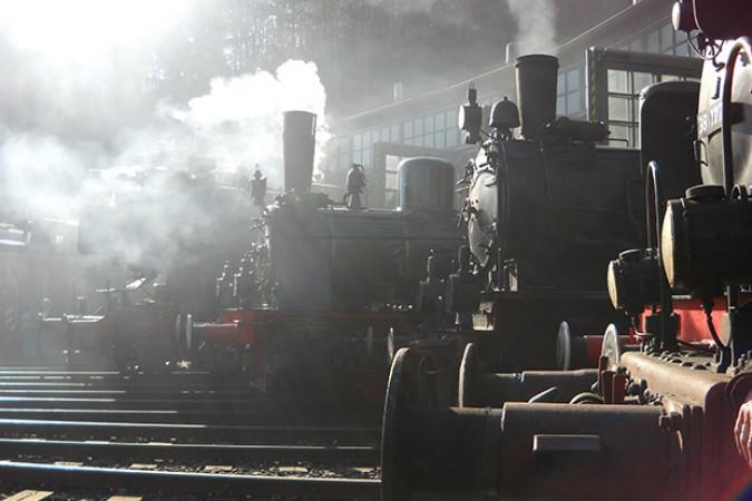 Museumsfest im Eisenbahnmuseum Dieringhausen