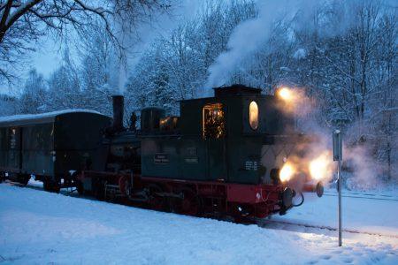 Pendelfahrt Bielstein Weihnachten 2019